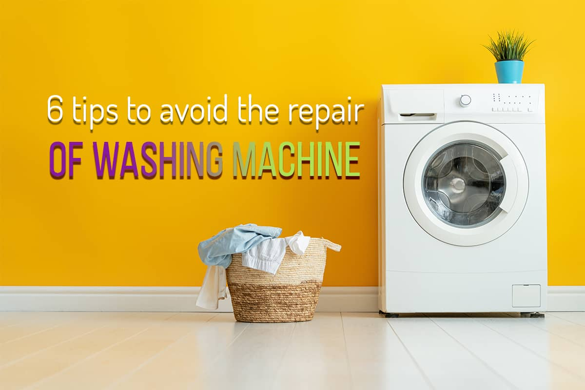 This is how to clean the washing machine without chemicals