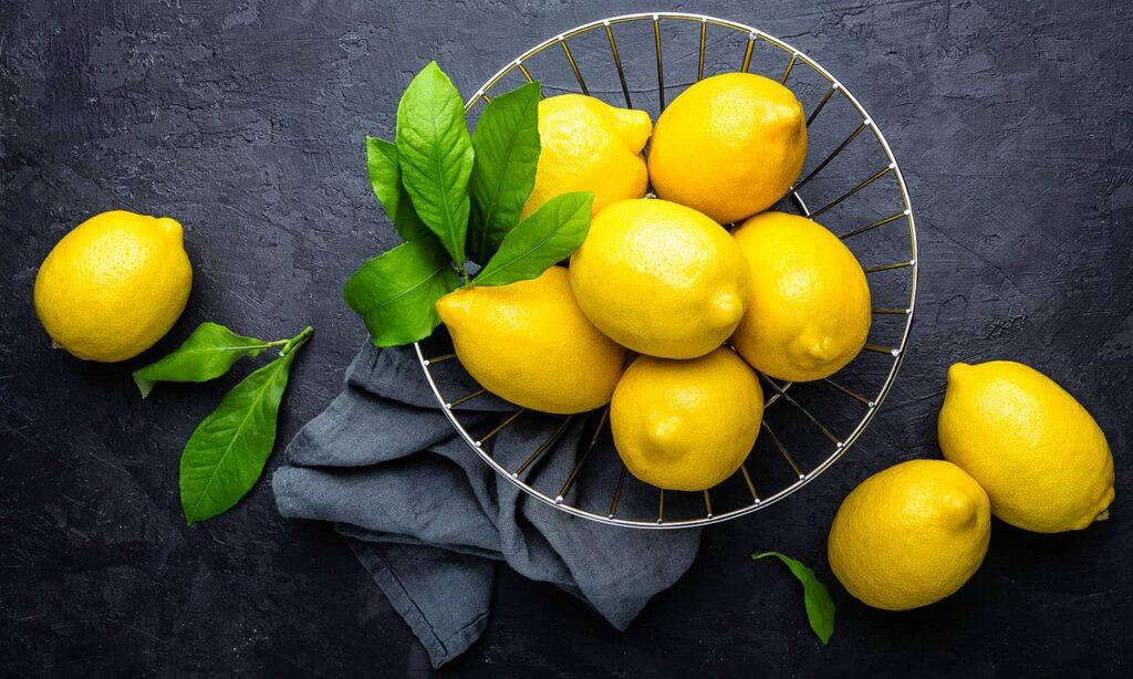 mikrótakarítás citrommal